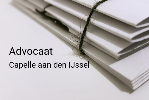 Advocaat in Capelle aan den IJssel