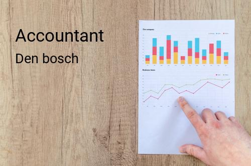 Accountant in Den bosch