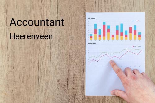 Accountant in Heerenveen