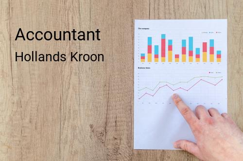 Accountant in Hollands Kroon