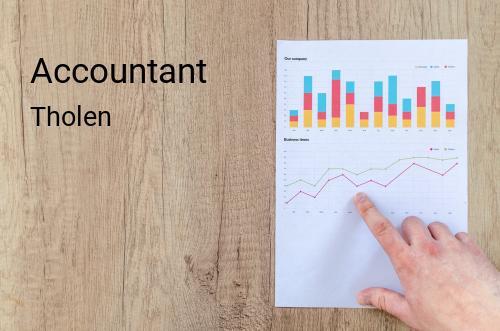Accountant in Tholen