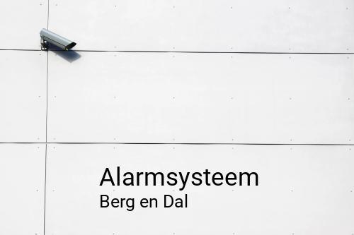 Alarmsysteem in Berg en Dal