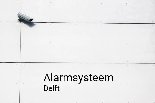 Alarmsysteem in Delft