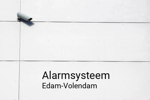 Alarmsysteem in Edam-Volendam