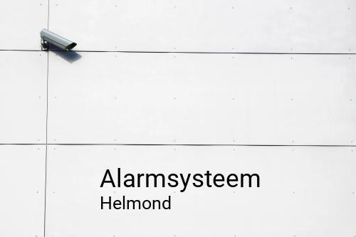 Alarmsysteem in Helmond