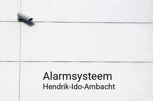 Alarmsysteem in Hendrik-Ido-Ambacht