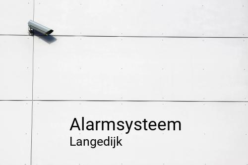 Alarmsysteem in Langedijk
