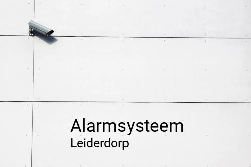 Alarmsysteem in Leiderdorp
