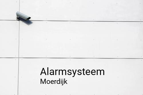Alarmsysteem in Moerdijk