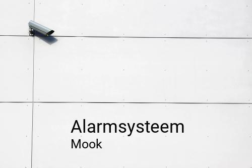 Alarmsysteem in Mook
