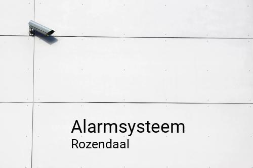 Alarmsysteem in Rozendaal
