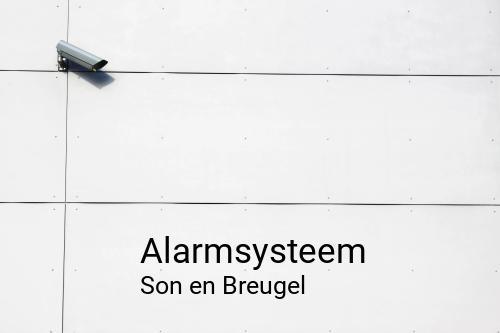 Alarmsysteem in Son en Breugel