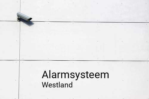 Alarmsysteem in Westland