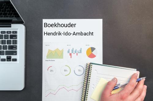 Boekhouder in Hendrik-Ido-Ambacht