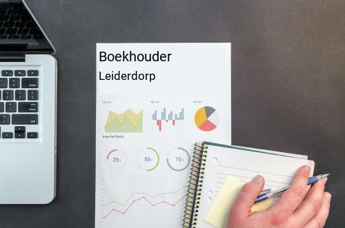 Boekhouder in Leiderdorp