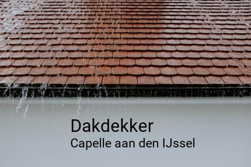 Dakdekker in Capelle aan den IJssel