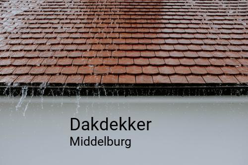 Dakdekker in Middelburg