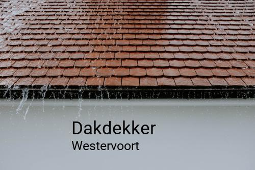 Dakdekker in Westervoort