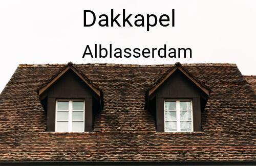 Dakkapellen in Alblasserdam