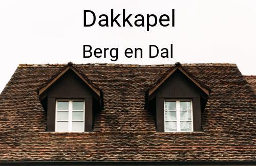 Dakkapellen in Berg en Dal