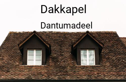 Dakkapellen in Dantumadeel