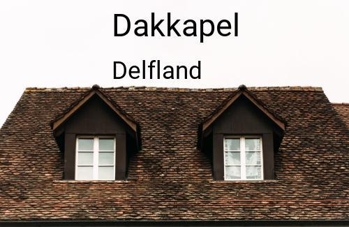 Dakkapellen in Delfland