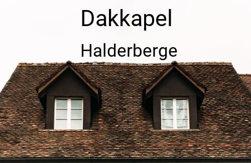 Dakkapellen in Halderberge