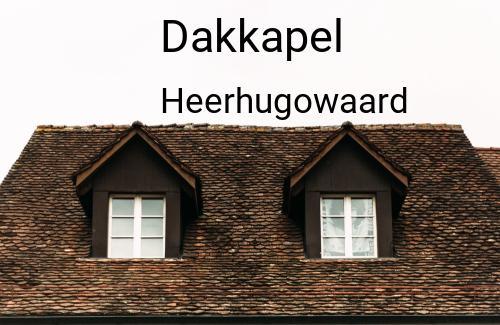 Dakkapellen in Heerhugowaard