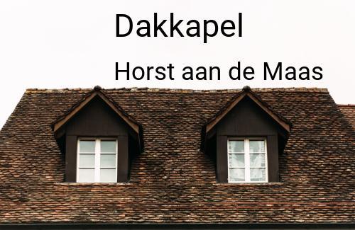 Dakkapellen in Horst aan de Maas