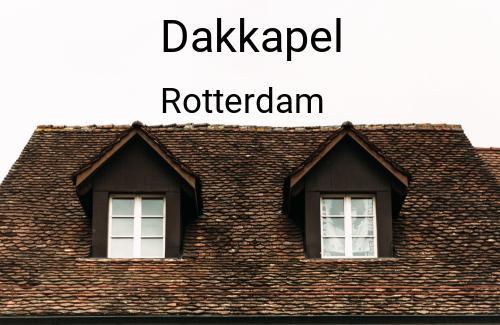 Dakkapellen in Rotterdam