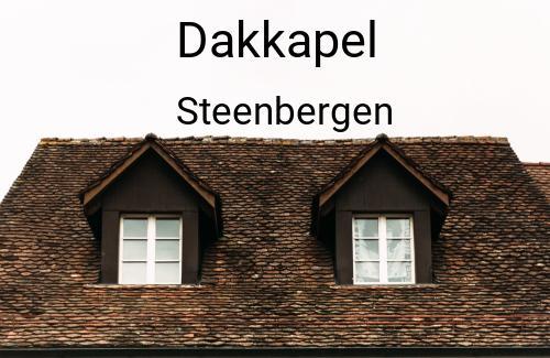 Dakkapellen in Steenbergen