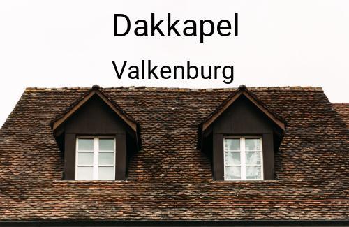 Dakkapellen in Valkenburg