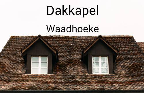 Dakkapellen in Waadhoeke