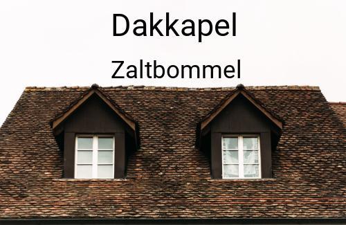 Dakkapellen in Zaltbommel