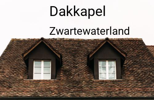 Dakkapellen in Zwartewaterland
