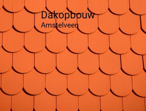Dakopbouw in Amstelveen