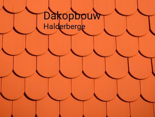 Dakopbouw in Halderberge