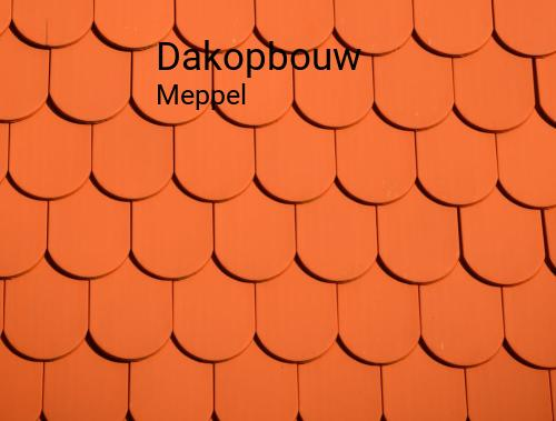 Dakopbouw in Meppel