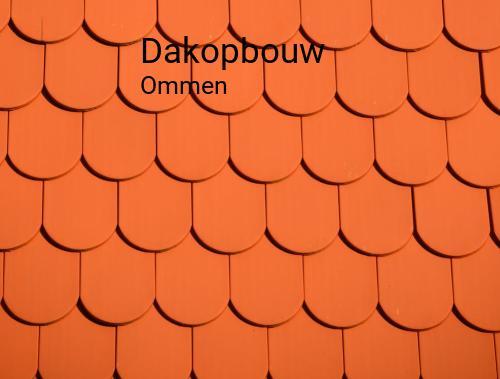 Foto van Dakopbouw in Ommen