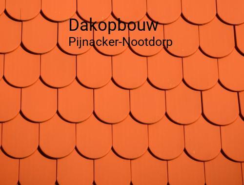 Dakopbouw in Pijnacker-Nootdorp