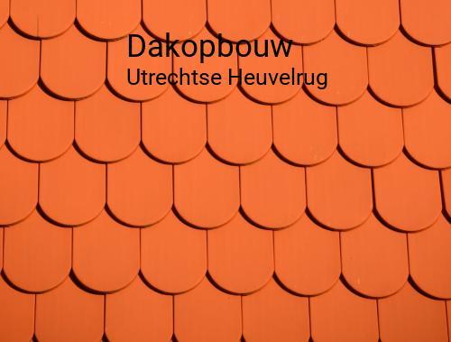Dakopbouw in Utrechtse Heuvelrug