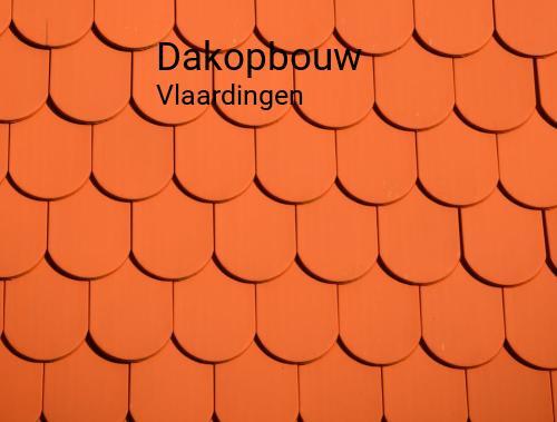 Dakopbouw in Vlaardingen