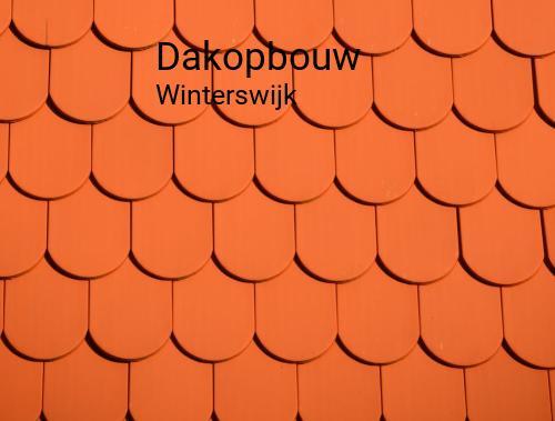 Dakopbouw in Winterswijk