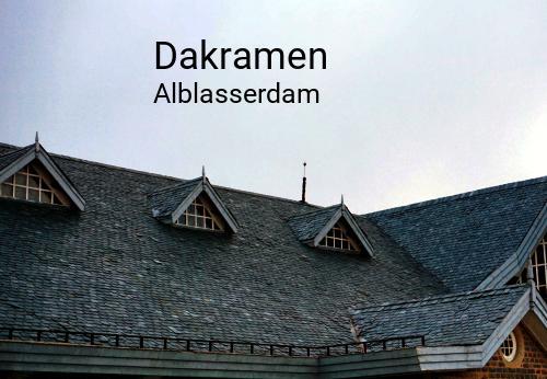 Dakramen in Alblasserdam