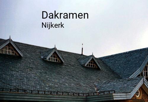 Dakramen in Nijkerk