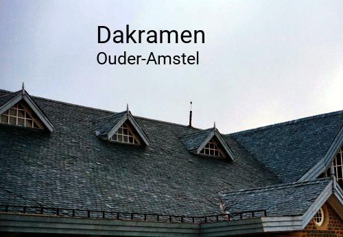 Dakramen in Ouder-Amstel