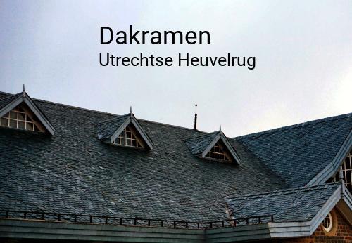 Dakramen in Utrechtse Heuvelrug
