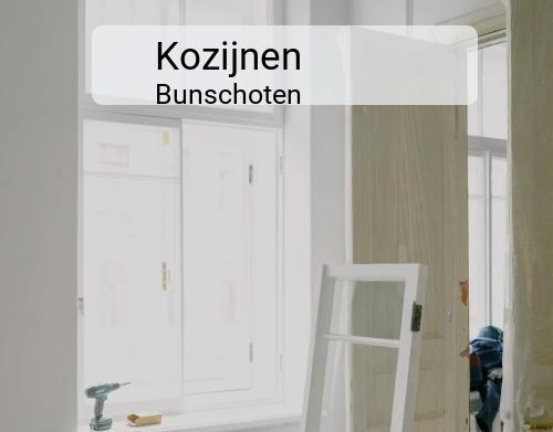 Foto van Kozijnen in Bunschoten