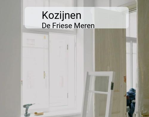 Kozijnen in De Friese Meren