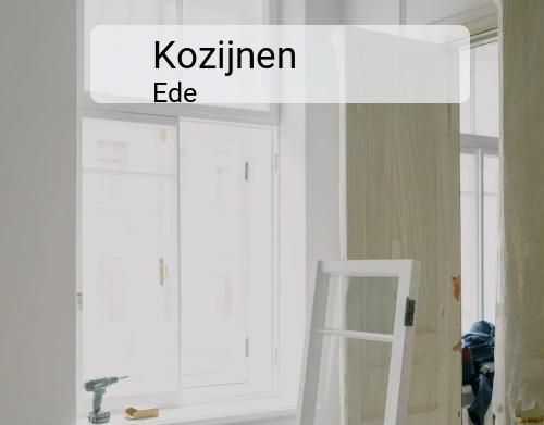 Kozijnen in Ede